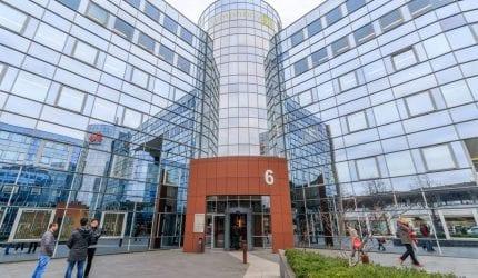 Het nieuwe pand van Van der Toorn Personenschade Voorburg (letselschadebureau)
