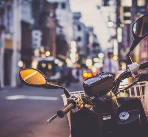 Letselschade aanrijding scooter